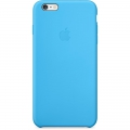 Apple Silicone Case для iPhone 6 / 6S Plus - Blue (MGRH2)