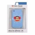 Paul Frank Winter Julius Silicone Case for iPhone 3G/3GS Ligh Blue