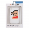 Paul Frank Zoom Julius Silicone Case for iPhone 3G/3GS White