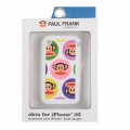 Paul Frank Dots Julius Silicone Case for iPhone 3G/3GS White