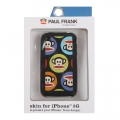 Paul Frank Dots Julius Silicone Case for iPhone 3G/3GS Black