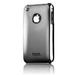 More Eternity Collection Titanium Silver for iPhone 3G/3GS (AP05-021TIT)