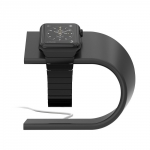 NOMAD Aluminium Stand для Apple Watch - Space Gray (STAND-APPLE-SG-001)
