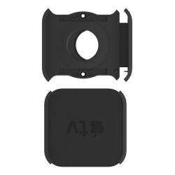 Giros Design Studio AIRLATCH for Apple TV / Express - Black (giros-airlatch)
