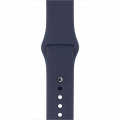 Apple Midnight Blue Sport Band для Watch 42mm MQ3T2
