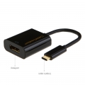 CableCreation USB-C to DisplayPort (support 4K) - Black
