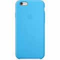 Apple Silicone Case for iPhone 6 / 6S - Blue (MGQJ2)