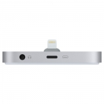 Apple iPhone Lightning Dock Silver (ML8J2ZM/A)