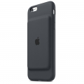 Apple iPhone 6s Smart Battery Case - Charcoal Gray (MGQL2)