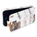Borofone Street Style Folder for iPhone 4, 4S (BOROFONE-B001E)