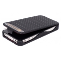 Borofone Business Pineapple Pattern for iPhone 4, 4S (Black) (B.iPhone4-OU/110610 )