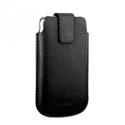 Terra Leather Collection for iPhone 3G/3GS/4 Black
