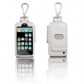 PRIE Ambassador for iPhone 3G/3GS Silver (IP3G-PRIE-AMB-05)