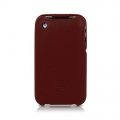 Leather Case Duke Flip Top for iPhone 3G/3GS Brown