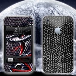 Skin MacLove Viper ML11011 for iPhone 3G/3GS