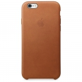 Apple iPhone 6s Leather Case - Saddle Brown (MKXT2)