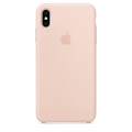 Apple iPhone XS Max Silicone Case - Pink Sand (MTFD2)