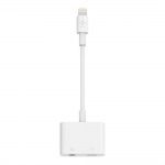 Belkin 3.5mm Audio + Charge RockStar - White (F8J212btWHT)