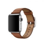 Apple Watch 40/38mm Classic Buckle - Saddle Brown (MPWC2)