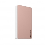 Mophie Powerstation Dual-USB 6000 мАч - Rose Gold (3560-PWRSTION-6.2K-RGLD)