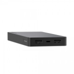 Mophie Powerstation Dual-USB 6000 мАч - Space Gray (3559-PWRSTION-6.2K-SGRY)