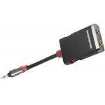 Monster 3.5mm iSplitter 1000 Y-Splitter (133236-00)