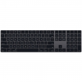Apple Magic Keyboard with Numeric Keypad - Space Gray, без упаковки (MRMH2LL/A)