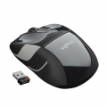 Logitech M525 Power Plus Wireless Mouse - Black (910-002696)