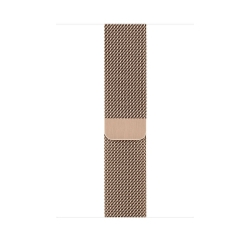 Apple Milanese Loop Apple Watch 44/42mm - Gold (MTU72)