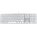 Apple Wired Keyboard + Numeric Keypad, без картонной упаковки - раскладка italian (MB110T/B)