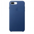 Apple iPhone 7 Plus Leather Case - Sapphire (MPTF2)
