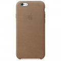 Apple Leather Case iPhone 6 / iPhone 6S - Brown (MKXR2)