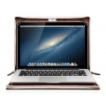 "Twelve South Leather Case BookBook MacBook Pro 15"" Retina - Brown (TWS-12-1231)"