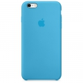 Apple Silicone Case iPhone 6 Plus / iPhone 6S Plus - Blue (MKXP2)