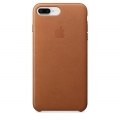 Apple iPhone 8 Plus / 7 Plus Leather Case - Saddle Brown (MQHK2)