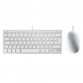 Apple Wired Keyboard + Wired Mouse (MB869/MB112)