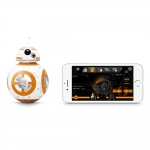 Sphero BB-8 App-Enabled Droid with Droid Trainer - White (R001ROW)