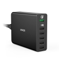 Anker Powerport+ 6 with Quick Charge 3.0 (A2063111)