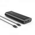 Anker PowerCore+ 20100 USB-C Ultra-High Capacity Premium Portable Charger (A1371012)