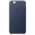 Apple iPhone 6S Plus Leather Case - Midnight Blue (MKXD2)