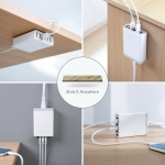 Anker PowerPort 6 60W 6-Port USB Wall Charger - White (A2123123)