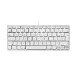 Apple Wired Keyboard, без упаковки (MB869)
