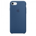 Apple Silicone Case для iPhone 7 - Ocean Blue (MMWW2)