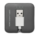 Native Union JUMP Charging Cable & Battery Booster (JCABLE-L-GRY)