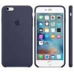 Apple Silicone Case для iPhone 6 Plus / iPhone 6S Plus - Midnight Blue (MKXL2)