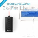 Anker PowerDrive 5 40W - Black (A2311011)