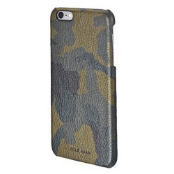 COLE HAAN Leather Case для iPhone 6 Plus / iPhone 6S Plus CAMO (CHRM71009)