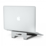 "Twelve South ParcSlope Notebook Stand для MacBook и iPad 12.9"" Silver (12-1423)"