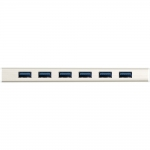 j5create 7-Port USB 3.0 Hub (JCH377)