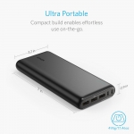 Anker PowerCore 26800 Portable Battery Pack на 26800mAh (A1277011)